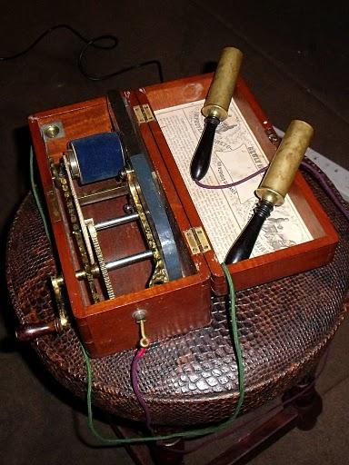 magneto-electro therapy machine